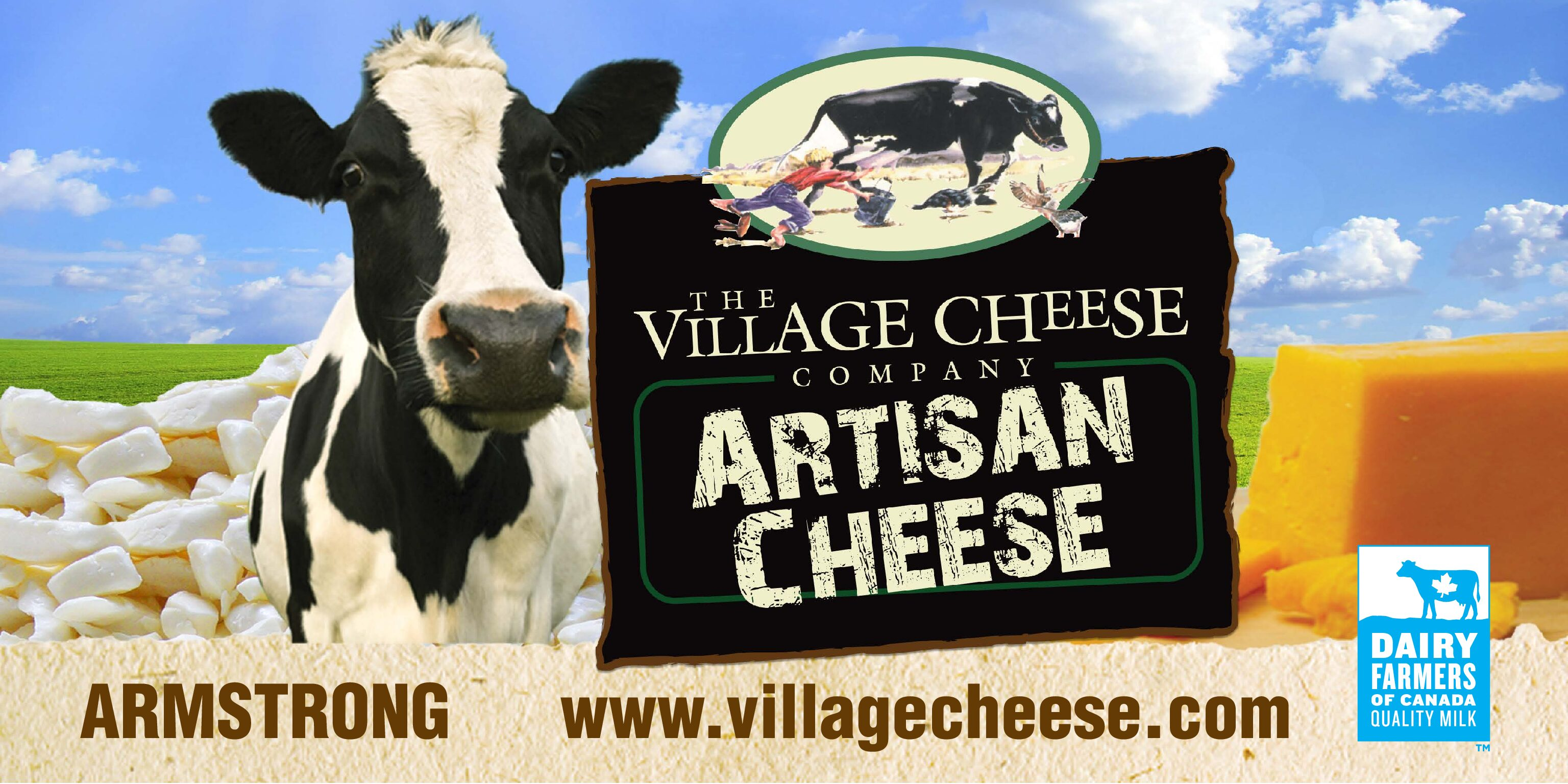 Welcome to the Village Cheese Company!